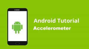 android accelerometer