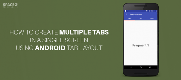 How To Create Multiple Tabs In A Single Screen Using Android