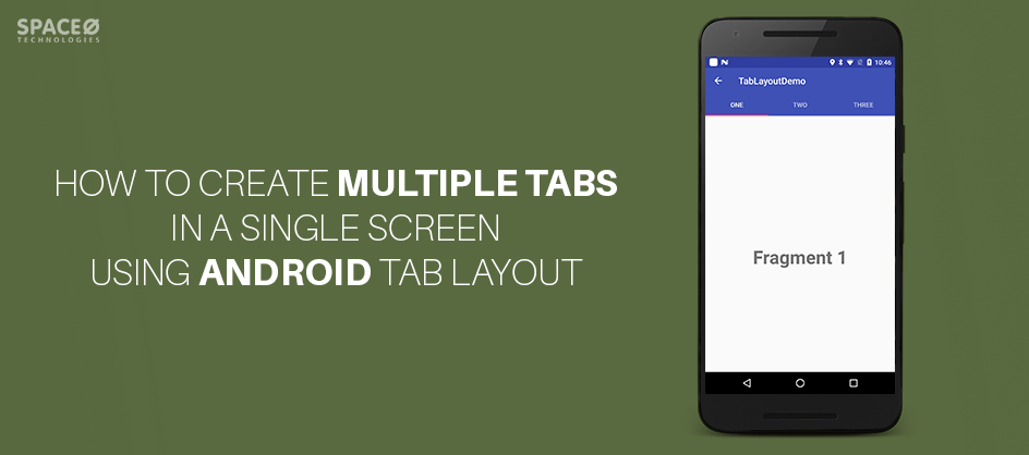 How to Create Multiple Tabs In a Single Screen Using Android TabLayout