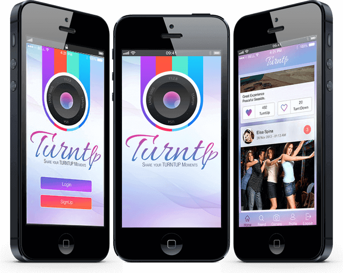 Turnt Up iPhone App