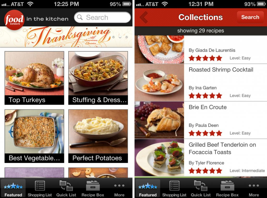 How building a food recipe app can still make over 2 million dollars recipe book app features of food network forumfinder