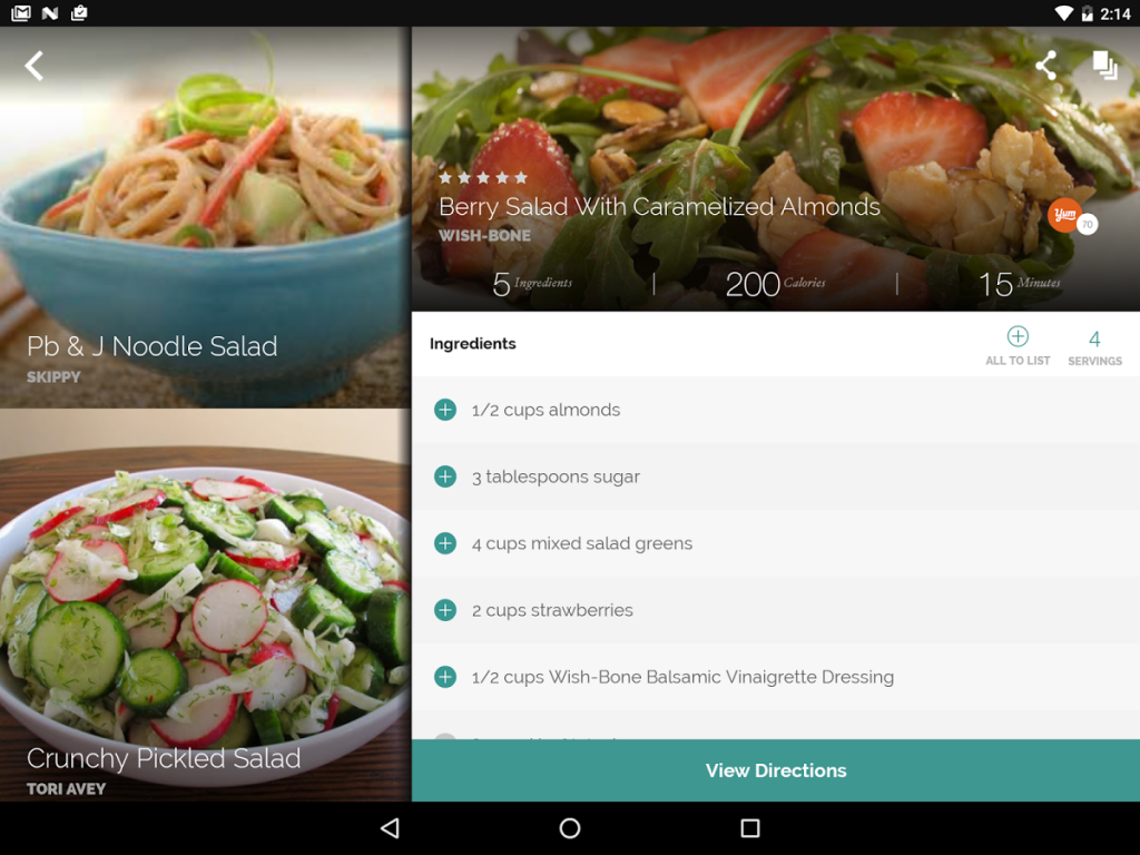best cooking app