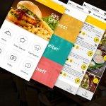 create restaurant app