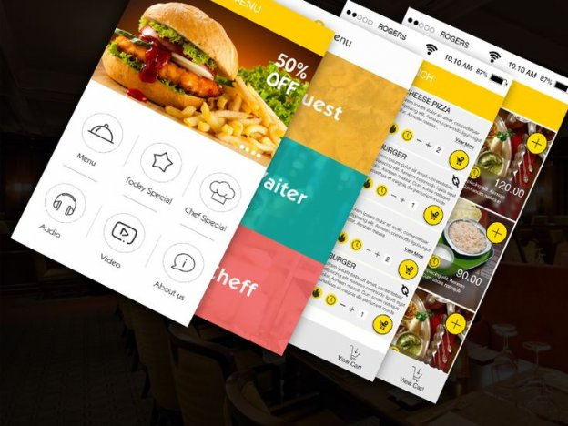 Create Restaurant App For Your Business And Grow Table Bookings - Restaurant table app