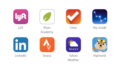 iOS apps upgraded in Swift