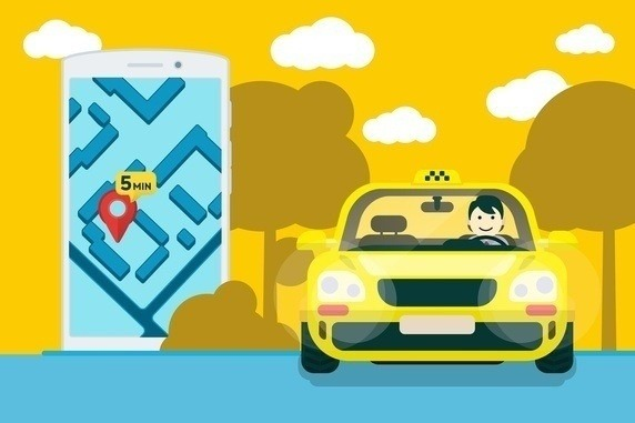 uber like app development