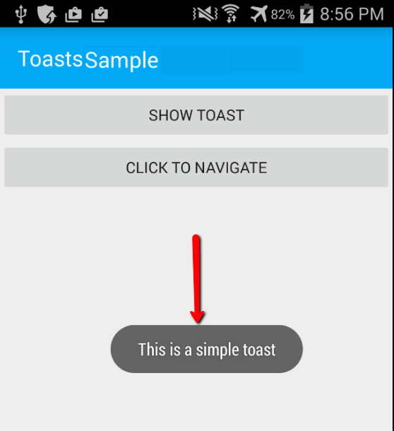 iOS Swift Tutorial - How to Implement iOS Toast Message With