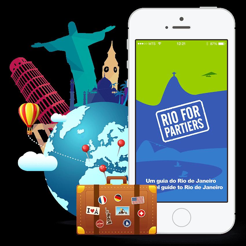 Rio-for-partier-app