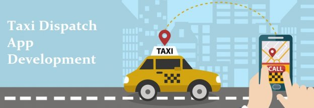 taxi dispatch app