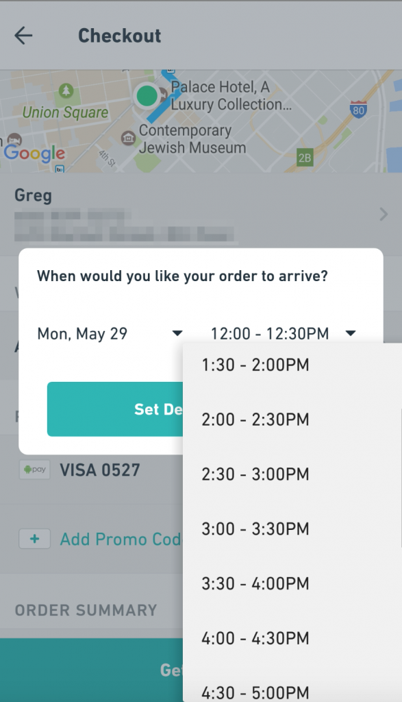 6 Essential Features To Build Your Own UberEats Clone App