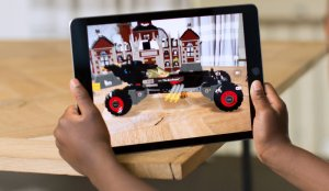 how to make an augmented reality app