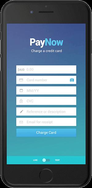 Paynow for Stripe App UI Design
