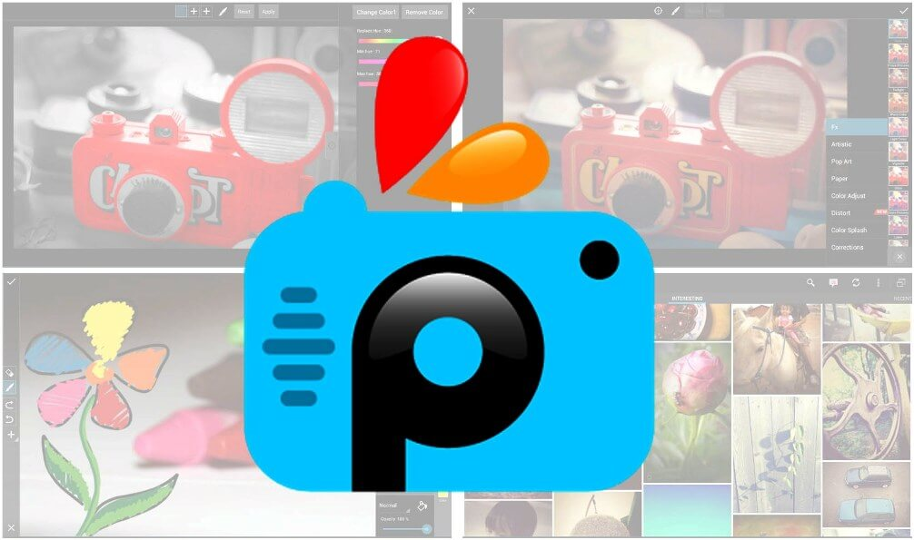 picsart app for Android