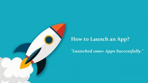 how to launch an app