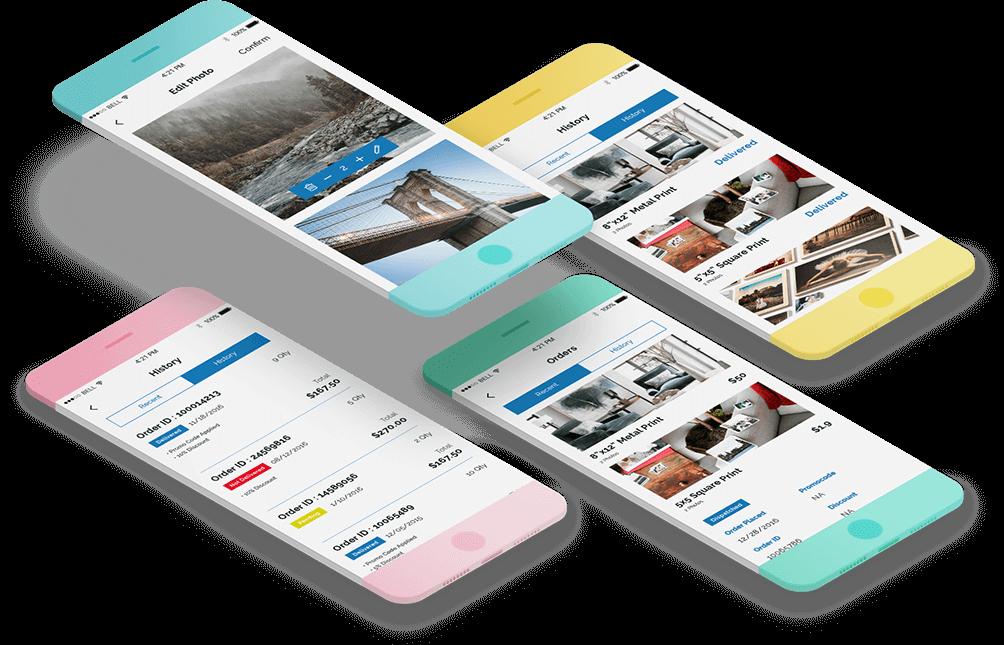 Inkdot app final design