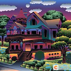 Artwork of ColorMatters app