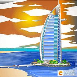 artwork in Color Matters app