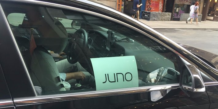 juno List of 5 Car Pooling and Ride Sharing Apps That Are Doing Surprisingly Well, Despite Heavy Competition From Uber & Lyft - Juno - List of 5 Car Pooling and Ride Sharing Apps That Are Doing Surprisingly Well, Despite Heavy Competition From Uber & Lyft