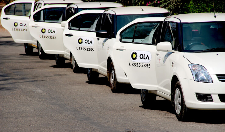ola List of 5 Car Pooling and Ride Sharing Apps That Are Doing Surprisingly Well, Despite Heavy Competition From Uber & Lyft - Ola - List of 5 Car Pooling and Ride Sharing Apps That Are Doing Surprisingly Well, Despite Heavy Competition From Uber & Lyft