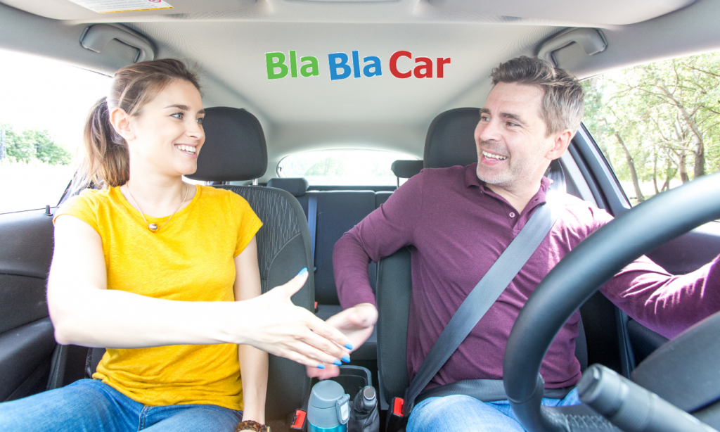 blablacar List of 5 Car Pooling and Ride Sharing Apps That Are Doing Surprisingly Well, Despite Heavy Competition From Uber & Lyft - BlaBlaCar 1024x614 - List of 5 Car Pooling and Ride Sharing Apps That Are Doing Surprisingly Well, Despite Heavy Competition From Uber & Lyft