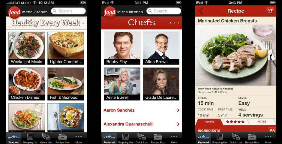 food-in-the-kitchen-app The Best Thanksgiving Recipe Apps of 2017 That Help You to Make Your Feast Delicious - food in the kitchen app - The Best Thanksgiving Recipe Apps of 2017 That Help You to Make Your Feast Delicious