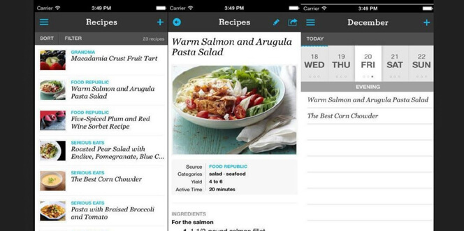 pepperplate-app The Best Thanksgiving Recipe Apps of 2017 That Help You to Make Your Feast Delicious - Pepperplate App - The Best Thanksgiving Recipe Apps of 2017 That Help You to Make Your Feast Delicious