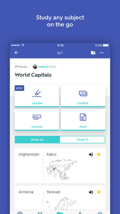 quizlet-app How Mobile Education Apps Are Improving Education System in USA? - quizlet app - How Mobile Education Apps Are Improving Education System in USA?