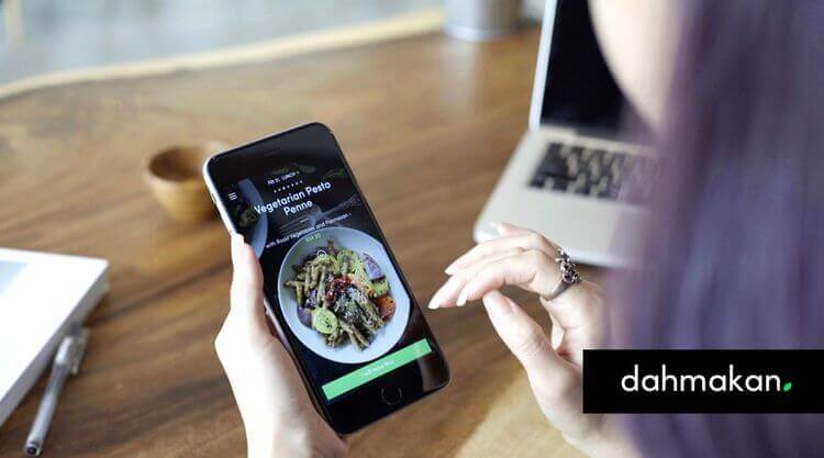 Dahmakan  - Image 2 - How to Create On-demand Food Delivery App Like Dahmakan?