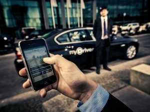 on-demand limo booking app