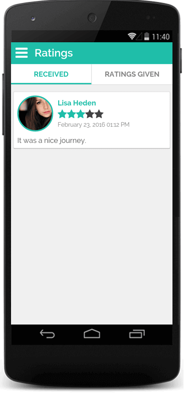 ratings-reviews  - ratings reviews - Planning to Build Carpooling App Like Uber & Lyft? The First Post to Checkout