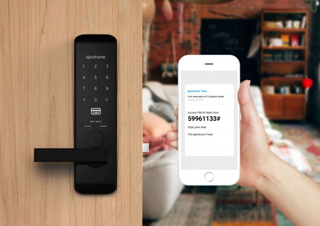 smart lock app development, How Singapore-based Startup, Igloohome (The Smart Lock Maker) Has Raised $4M in Series A Round With These 4 Surreal Features