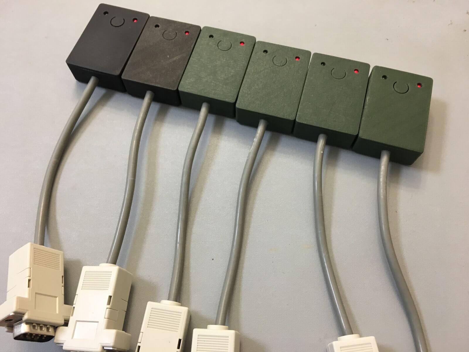 device port