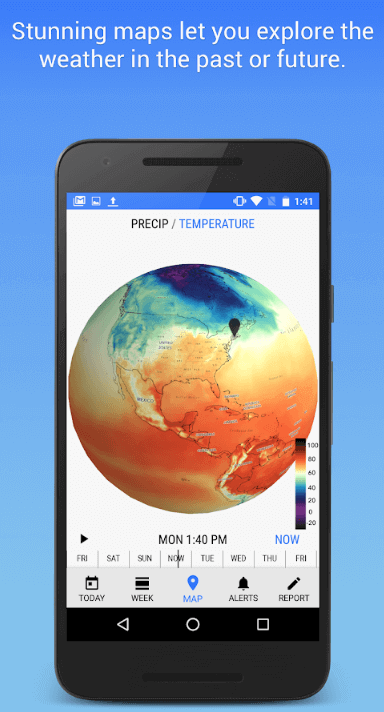 Stunning-Maps-Weather-App  - Stunning Maps Weather App - Top 3 Features That Can't Be Missed to Include