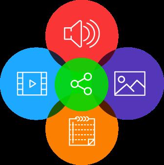 Mycircle app logo concept