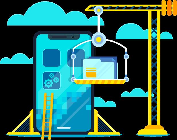 iOS app development of MyCircle app