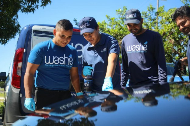 - the uber for car wash 624x416 - 3 Powerful Solutions by Washé