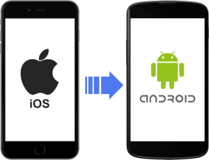 How to create an Android app from iOS app