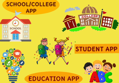 Mobile Apps For School