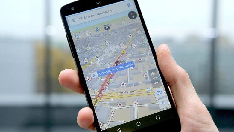 Navigation-app