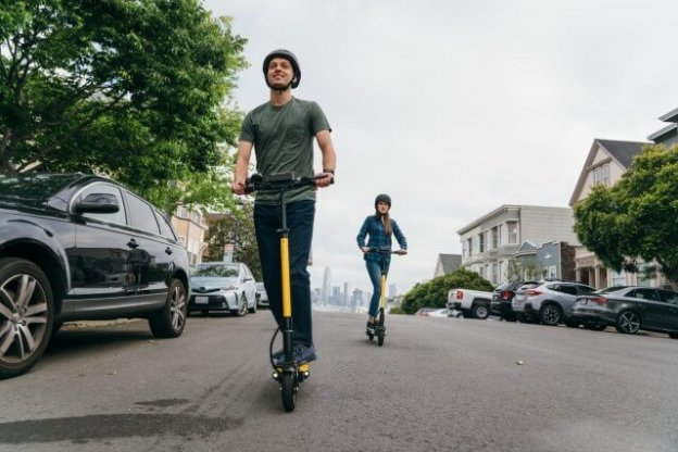 Electric-Scooter-App-Development