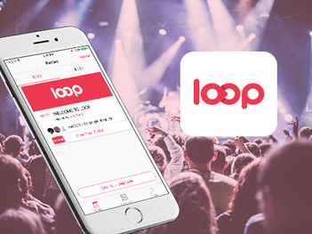 Loop: Party with friends