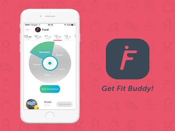 Fit-buddy app