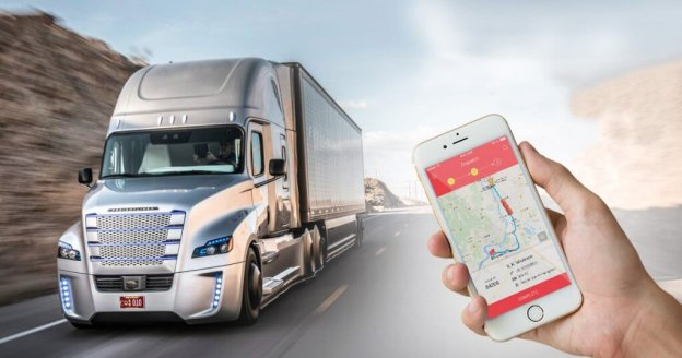 app-like-Uber-for-trucking