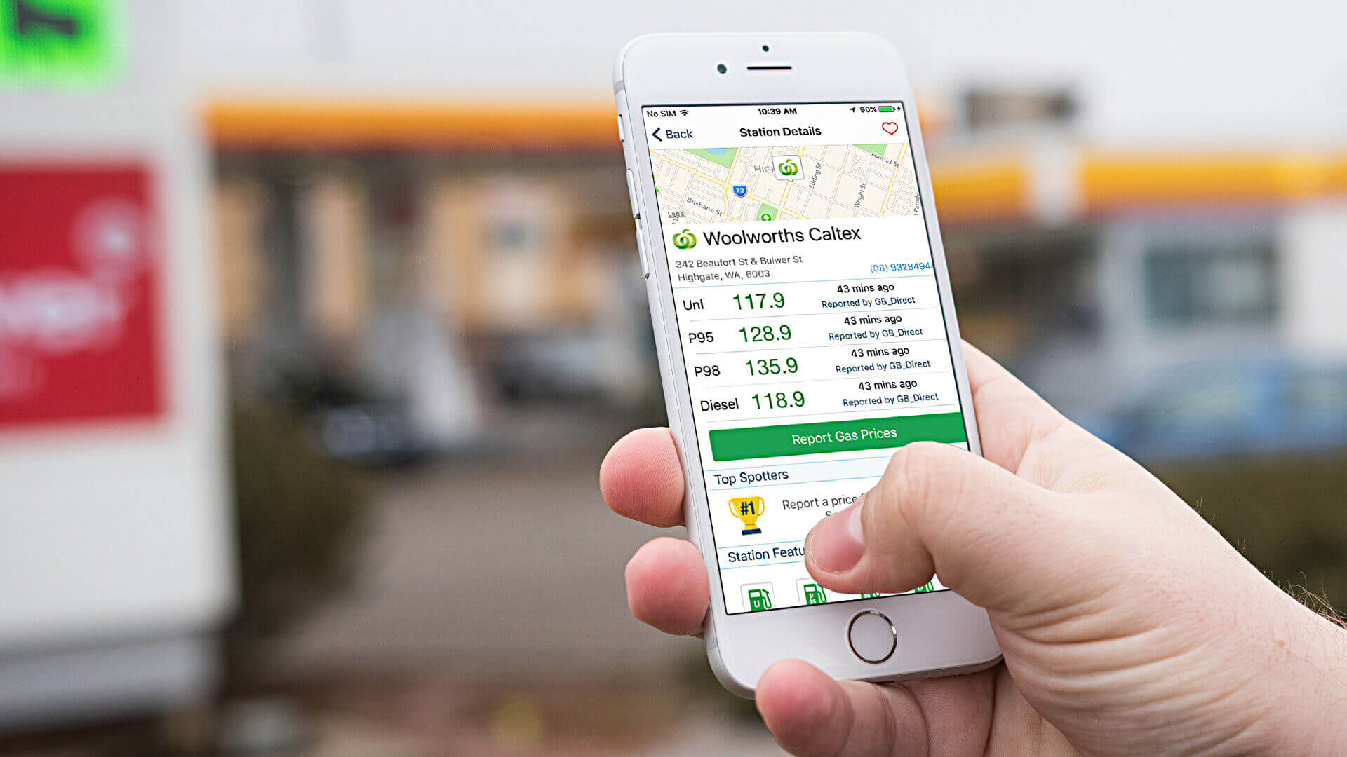 Cheapest Gas Station Near Me >> Gas Finder App Development Top 4 Features By Gasbuddy Need