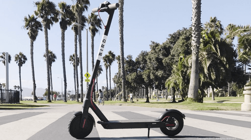 Bird-E-scooter-app-development