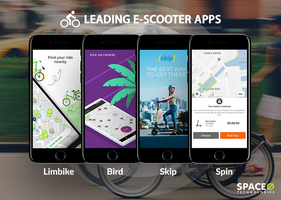 top-e-scooter-apps