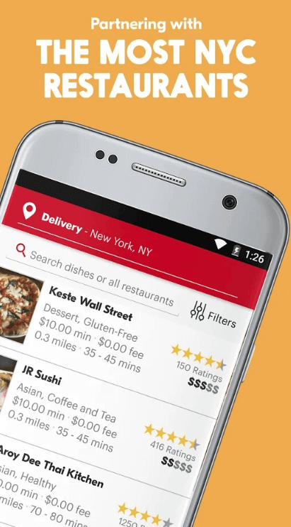 Seamless-Food-Delivery-Takeout-Apps-on-Google-Play