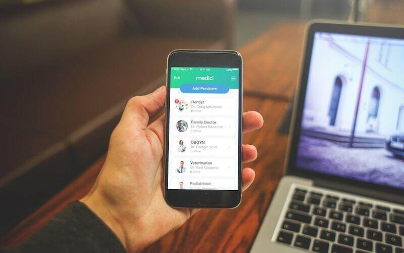 telemedicine-app-development  - telemedicine app development - Top 3 Solutions by Medici App