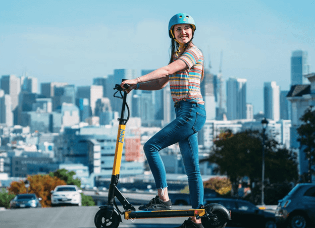 - Skip electric scooter app - Top 5 Scooter Sharing Systems Operators 2018