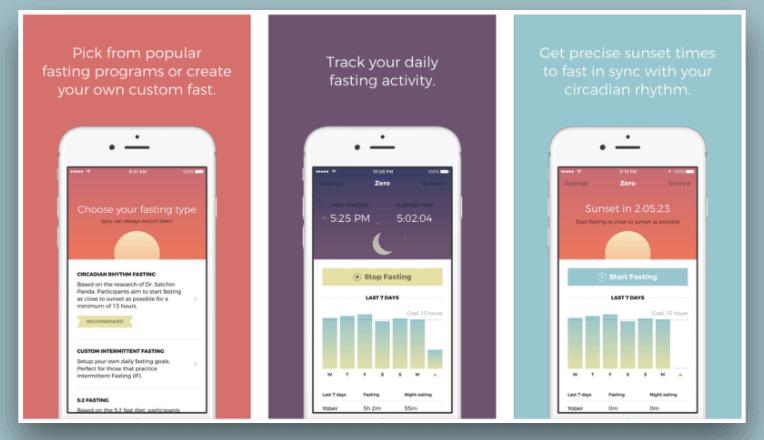 best-intermittent-fasting-app